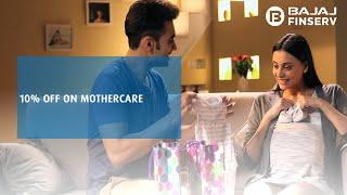 10% off on Mothercare   Bajaj Finserv RBL Bank SuperCard