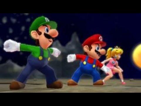 Mario Sports Mix (Wii U) - Dodgeball - Tournament Mode (Hard) #2 (3-on-3)