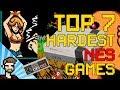 Top 7 Hardest Nintendo NES Games