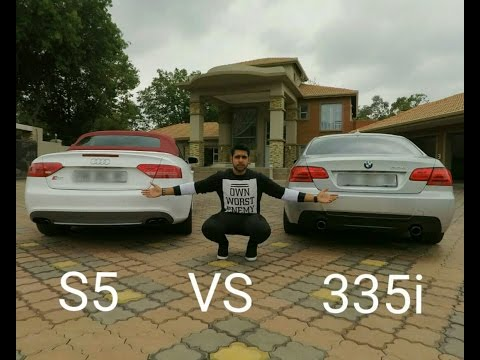 bmw 335i vs audi s5