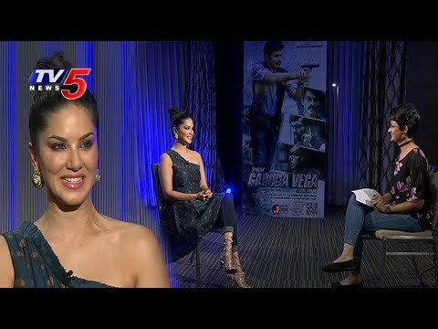Sunny Leone Exclusive Interview | PSV Garuda Vega | TV5 News