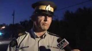 Fatal Hot Air Balloon Accident Caught Fire Surrey, B.C. Canada 24/08/2007