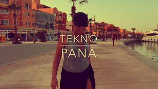 Dance challenge Tekno - Pana @teknoofficial | afro dancehall by @iamkitgyal
