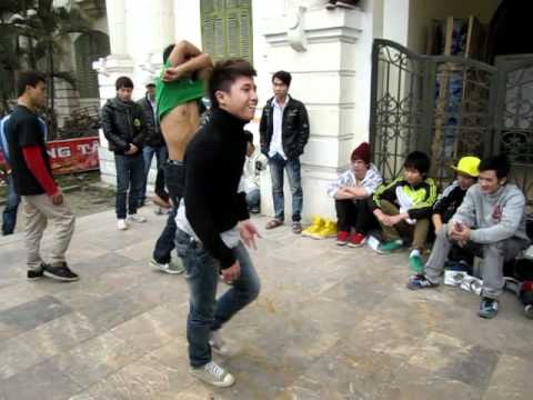 Wanted vs BBoy Phú Thọ ( Tour 27-3 in Viet Tri city )