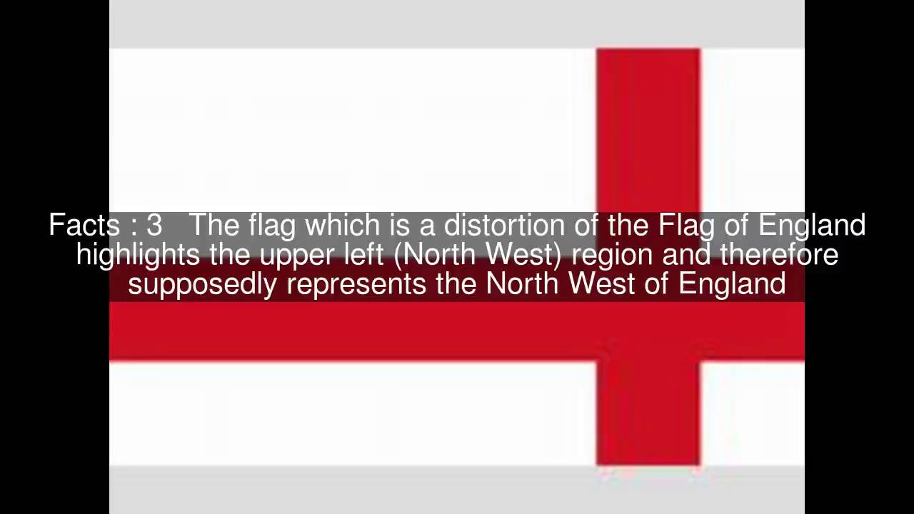 proposed flag of north west england top 5 facts youtube