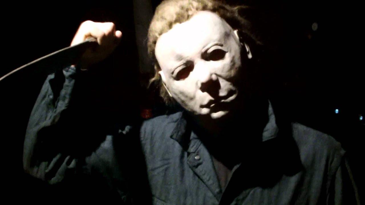 My Michael Myers Halloween Costume :D - YouTube