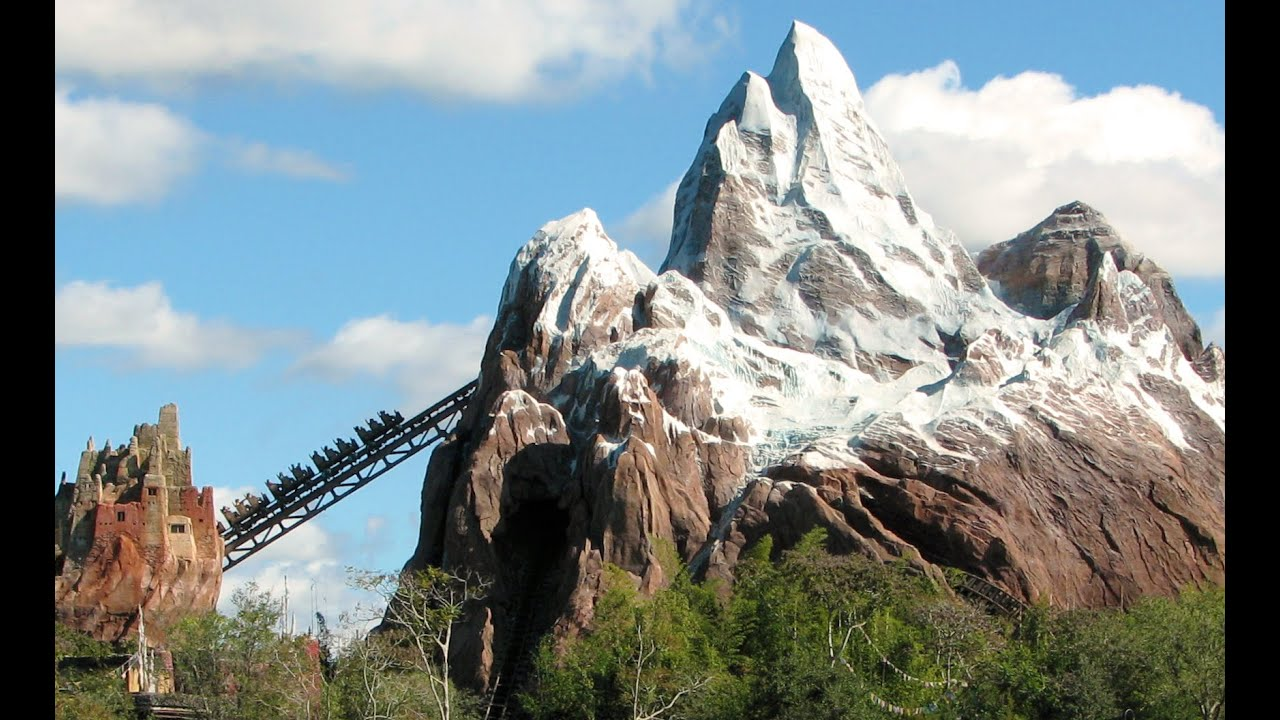 WDW ] Expedition Everest Complete POV Experience Animal Kingdom ...