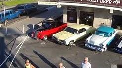 Kailua Kona Hawaii Car Show at Splashers