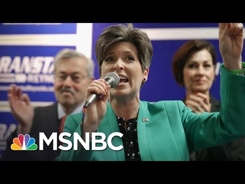 Republican Senator Won't Defend Donald Trump | The Last Word | MSNBC