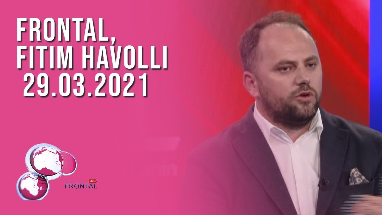 FRONTAL, Fitim Havolli – 29.03.2021