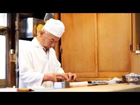 周遊關西 84歲師傅堅持宣揚大阪箱壽司味道