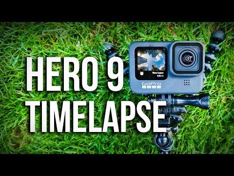 GoPro Hero 9 TIMELAPSE Review