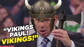 Why The Viking Experience Shows Vince McMahon Has FINALLY Lost It