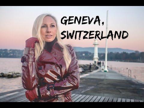 Anastasiya Explores Geneva, Switzerland