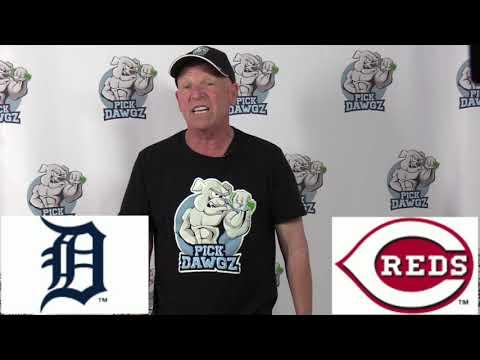 Cincinnati Reds vs Detroit Tigers Free Pick 7/25/20 MLB Pick and Prediction