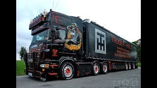 "[""Scania Ghost V8 Open Pipe Sound"", ""Scania V8 Open Pipe Sound"", ""Scania Ghost V8"", ""ETS2"", ""ATS"", ""ETS2 mp"", ""ATS mp"", ""mods"", ""scania"", ""sound"", ""truck simulator"", ""video"", ""Euro Truck Simulator 2"", ""multiplayer"", ""mod"", ""mp"", ""truck"", ""Kriechbaum"", ""Ox"