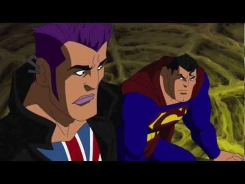 Superman Vs The Elite Review