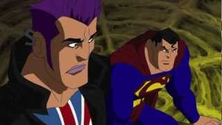 Superman Vs The Elite Review