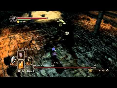 Dark Souls 2 - Velstadt, the Royal Aegis (Melee) Poison