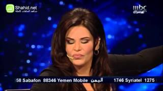 Parwas Hussein - Arab Idol