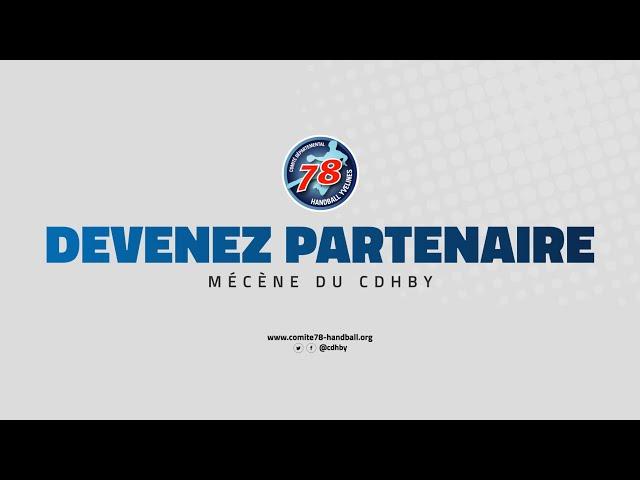 CDHBY - Devenez partenaire mécène du Comité Départemental de Handball des Yvelines