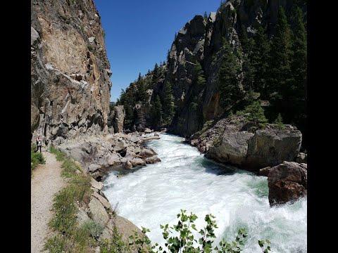 Sioux Charley Lake Hike, Sioux Charley Trailhead - Nye, Montana