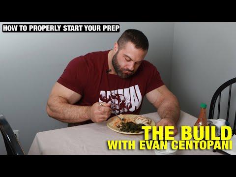 The Build: How To Properly Start A Prep | Evan Centopani