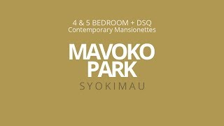 Mavoko Park Syokimau