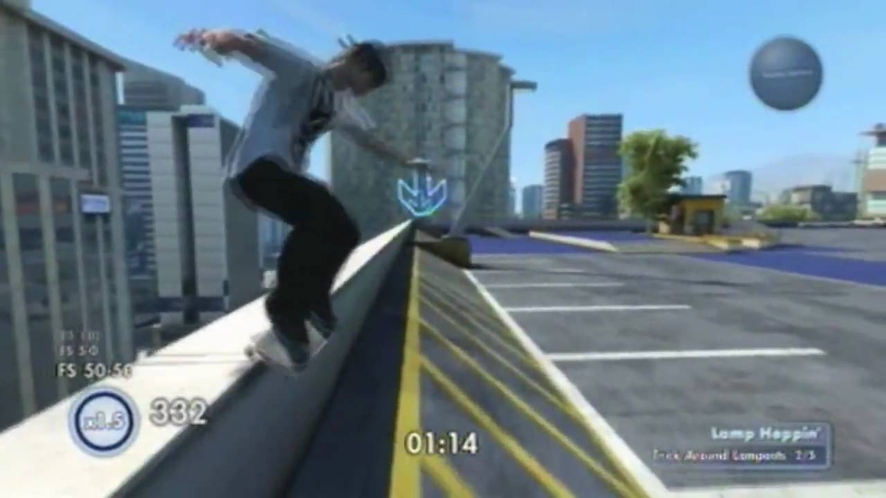 how to play multiplayer on skate 3