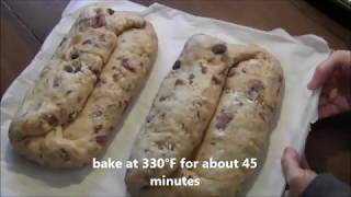 Traditional Stollen Bread Method
