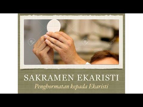 Penghormatan kepada Ekaristi