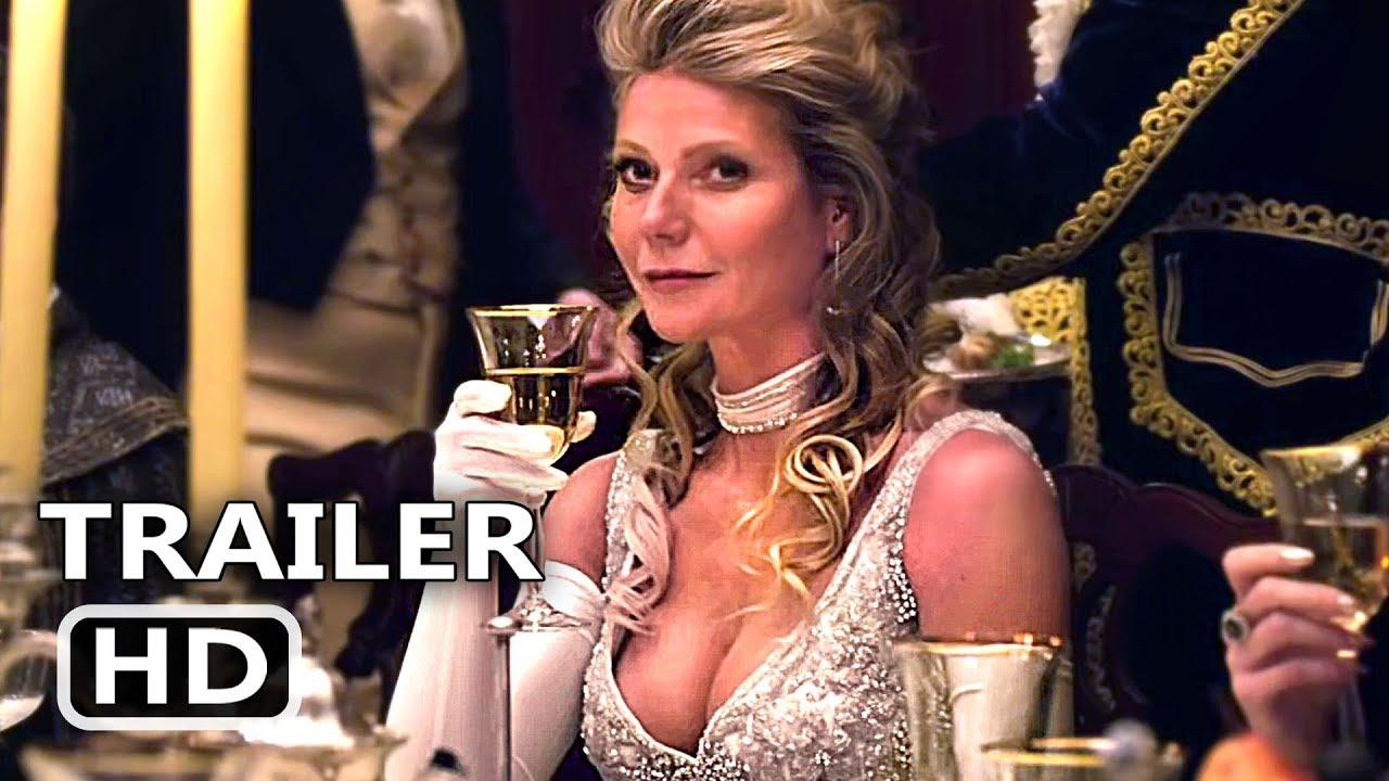 THE POLITICIAN Official Trailer (2019) Gwyneth Paltrow Netflix Series HD