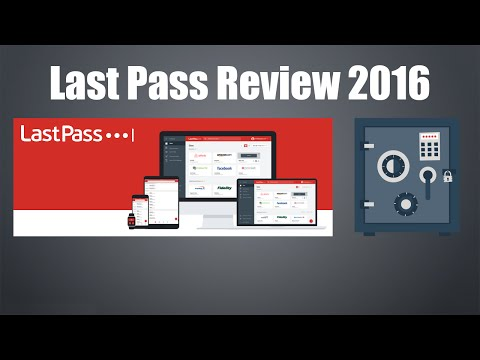 LastPass Review 2016