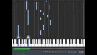 Nothing Else Matters - Metallica (Easy Piano Tutorial) in Synt…