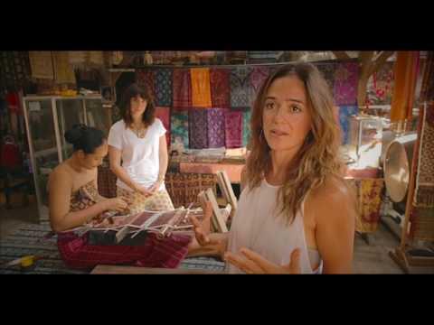 Sisters of 4Corners: Tenganan's Handmade Balinese Textiles