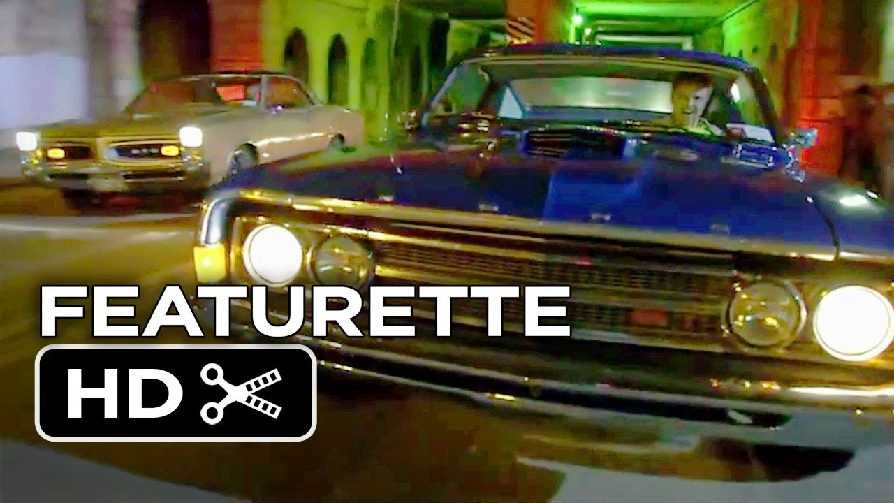 Need For Speed Featurette Muscle Car 2014 Aaron Paul Dominic