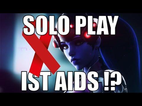 Overwatch - Solo Play ist Aids !? (Overwatch Beta Review Deutsch)