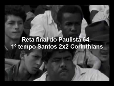 Santos 7x4 Corinthians - 06/12/1964 - Pacaembu - Pelé(4) Coutinho(3)