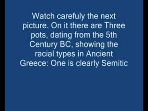 Greeks Are NOT White