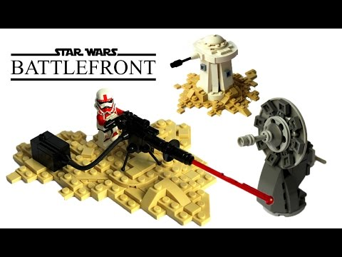 how to build a turret