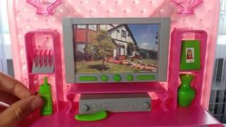 Обзор мебели для кукол|EAH|MH|BARBIE|BRATZ♡♥