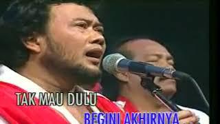 Rhoma Irama Kegagalan Cinta Original Video Clip Karaoke Version