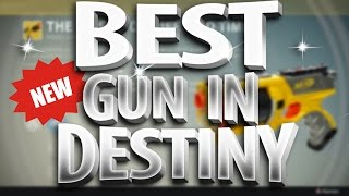 BEST GUN IN DESTINY. World First Review Of NEW OP Gun SOON TO BE RELEASED Exotic Hand Cannon