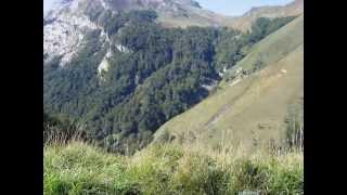 Laverna et St Engrace dans la Haute Soule  -  Pyrénées-Atlantiques -  Aquitaine