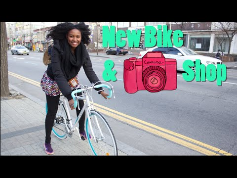 Popular Camera Market in Korea | Bike! | Life in Korea | #28