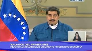 Nicolás Maduro: Pediremos a la ONU apoyo de 500 millones de dólares para que retornen migrantes