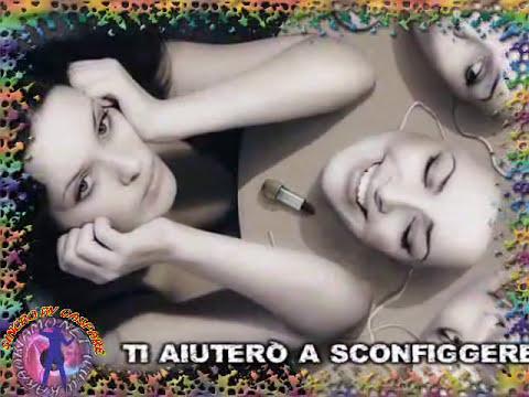 Anna Oxa e Fausto Leali - Ti lascerò (karaoke - fair use)