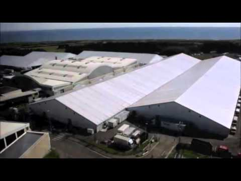 SPE Offshore Europe - Timelapse of build-up