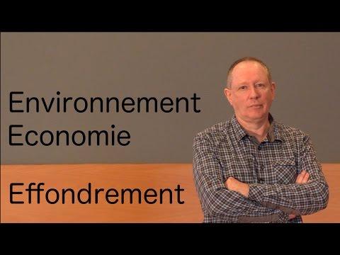 Environnement, économie, effondrement : la quadrature du cercle ?  - Pierre-Yves Longaretti