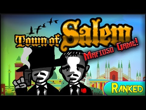 Town of Salem (Mafioso Game) | COAST-A NOSTRA! (Ranked)